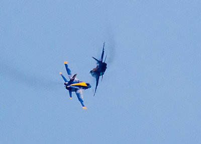 Blue Angels at Naval Air Station, Key West