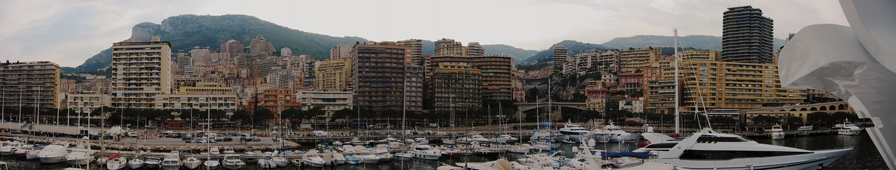 Monte Carlo from the docks