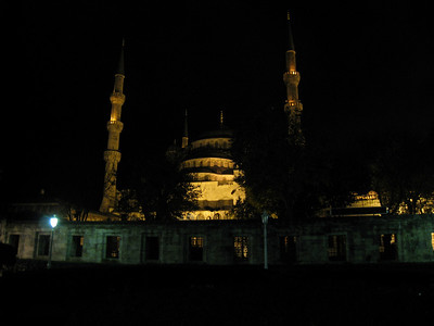 Blue Mosque (Istanbul, 2008)