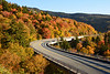 Our main goal for the day was to take in the Linn Cove Viaduct (MM 304.4).
