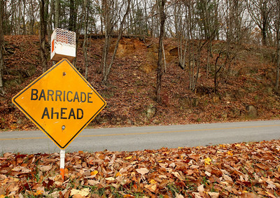 Blue Ridge Parkway NC40