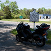 At the Trevillians Marker off VA33.