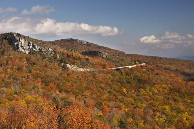 Blue Ridge Parkway Color
