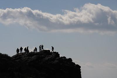 Grandfather Mountain Silhouettes
