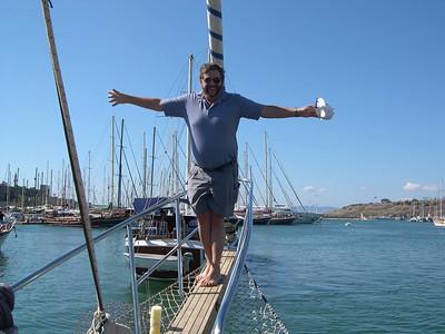 Blue Voyage, Turkey, September 8 - 19, 2007
