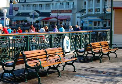 Boardwalk, Disney World, 2011