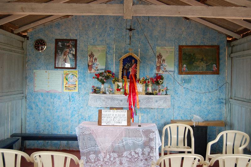 Small Chapel in Boca da Valeria