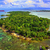 """Isla Carneros - the closest island to the main island of Bocas del Toro!  Carneros is home to THE BEST Piña Coladas in the WORLD at the Pickled Parrot!!!<br /> <a href=""""http://facebook.com/pages/Pickled-Parrot-Bar-Restaurant/253352491390094"""">http://facebook.com/pages/Pickled-Parrot-Bar-Restaurant/253352491390094</a>"""