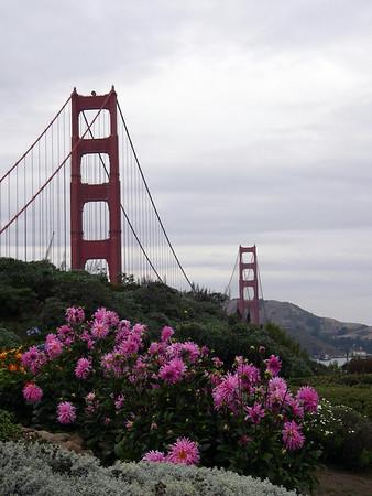 Bodega Bay, Sonoma Coast, and SF Bay, CA Visits September 30-October 1, 2006