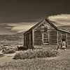 Bodie--Ghost Town in California