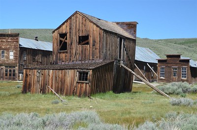 June 24, 2016 - Bodie State Park