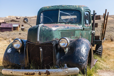 Beautiful old pickup truck