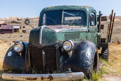 Beautiful old pickup truck