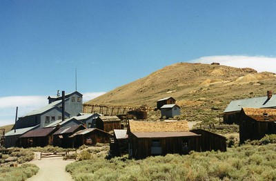 Bodie State Historic Park: Trips