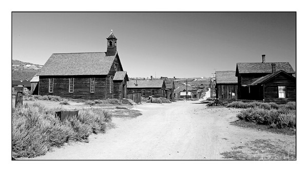 Bodie Town Square