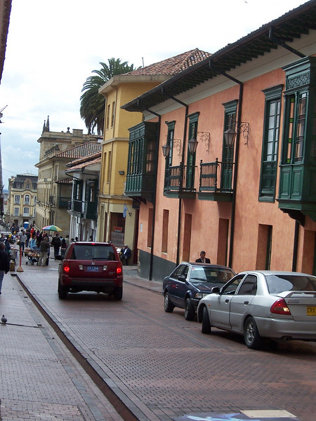 Downtown Old Bogota