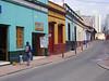 Street in Bogota's Old Town