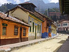 Colourfull Colombian buildings