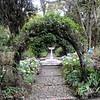 Garden in front of Simon Bolivar's House