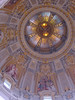 Mosaics depicting the Beatitudes in the dome of the Berlin Cathderal.