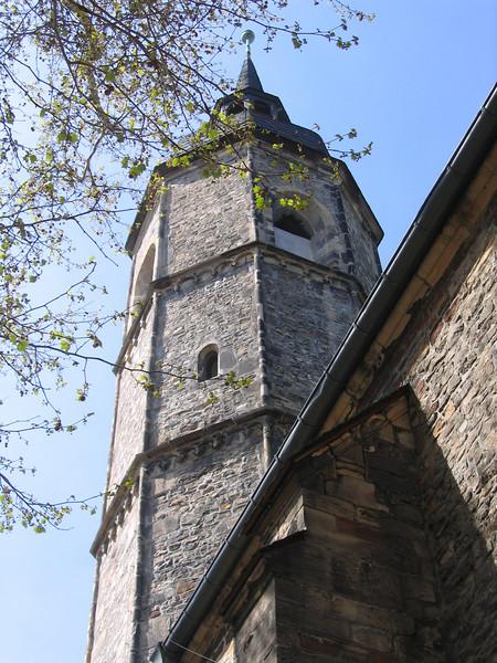 St. Andrew's church, Eisleben.