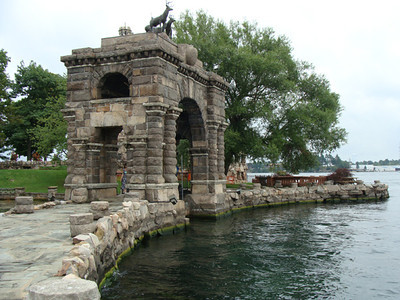 Boldt Castle 1000 Islands NY