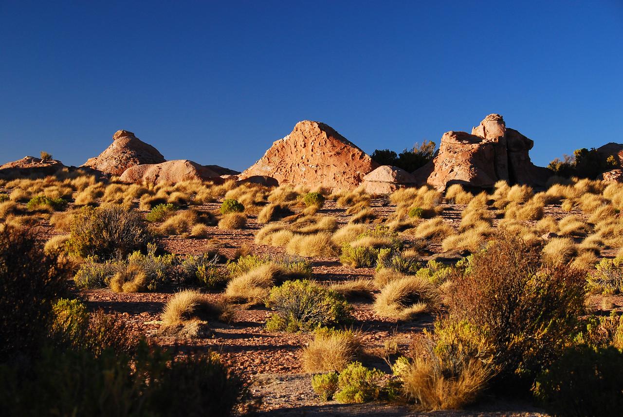 Valle de Rocas