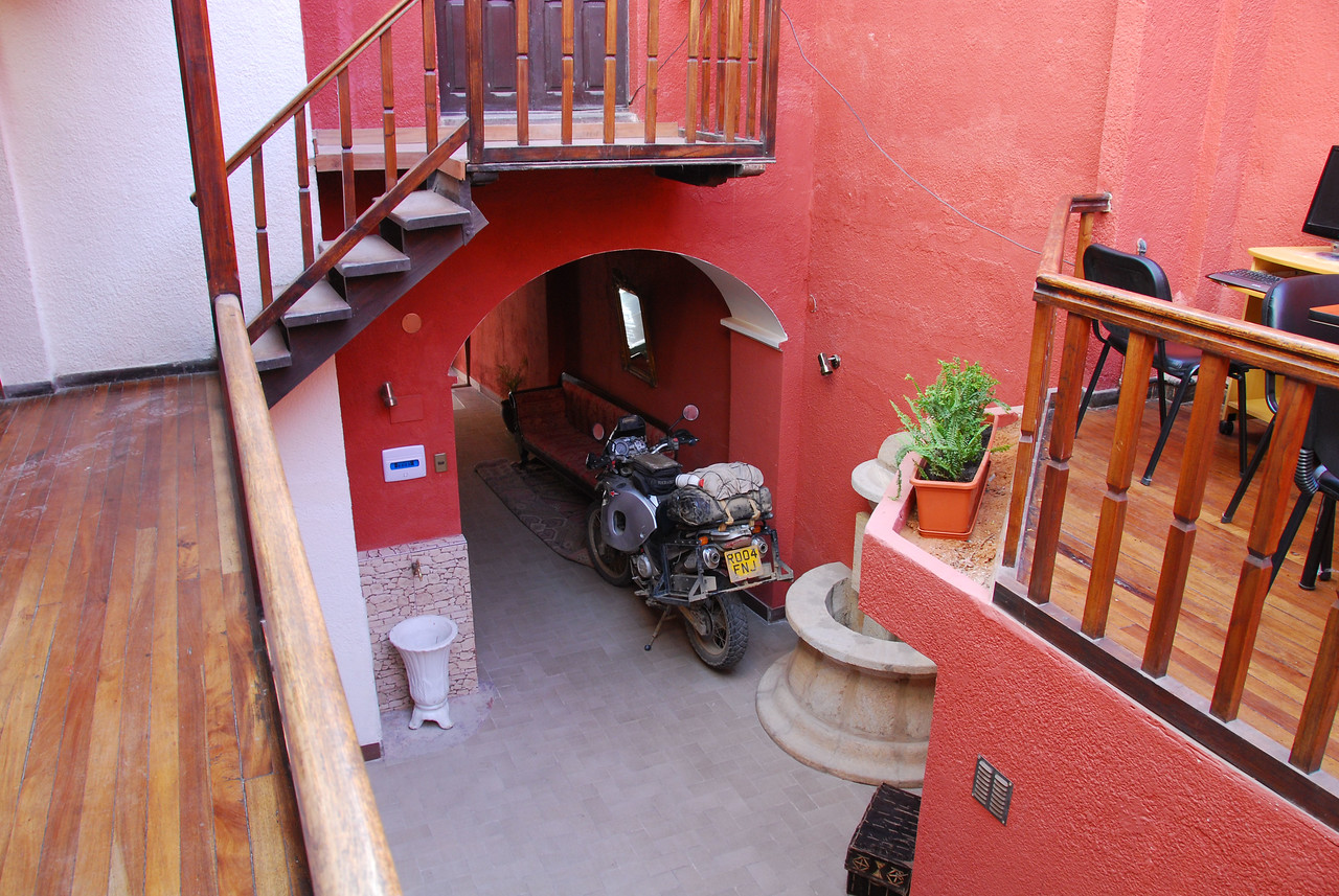 Hostel Carlos V, Potosi