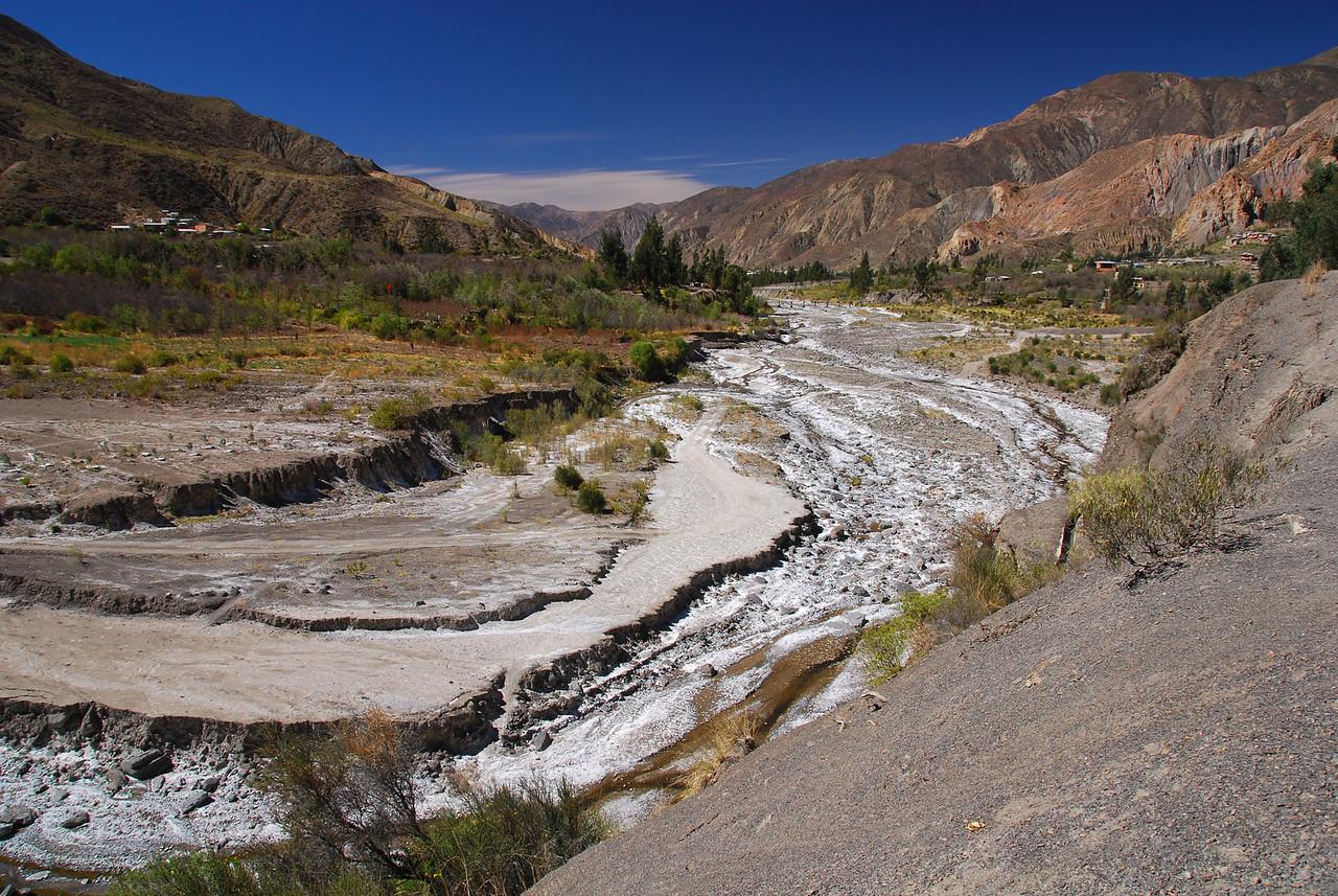 Sapahuaqui Valley