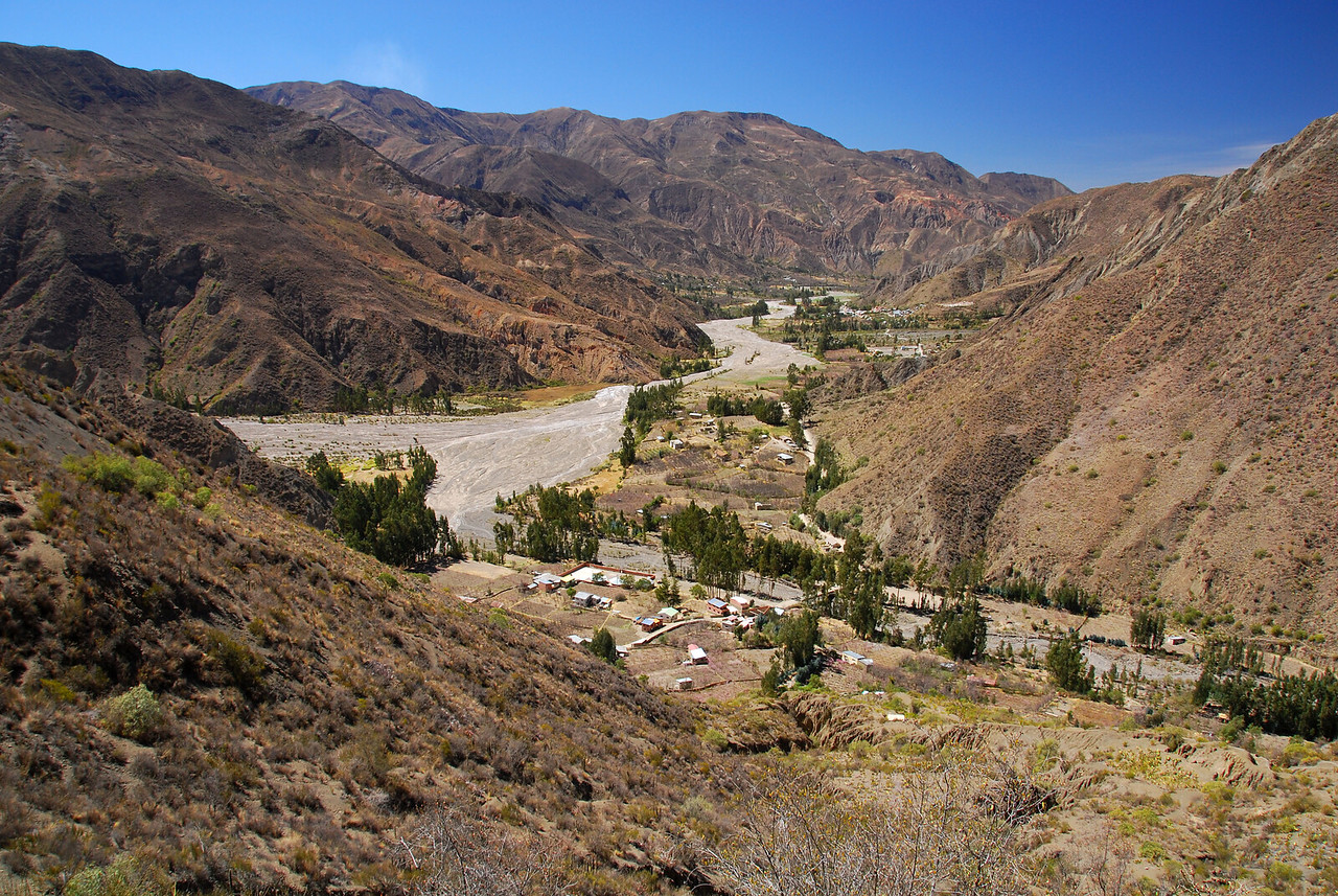 Sapahuaqui Valley