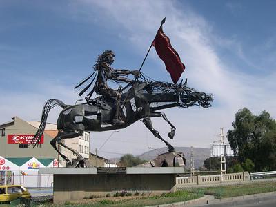 Cochabamba art