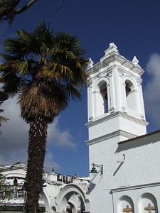 Another picture of Iglesia de San Francisco.