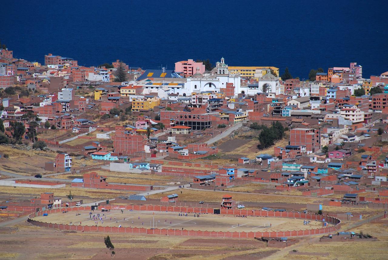 Copacabana, Lago Titicaca