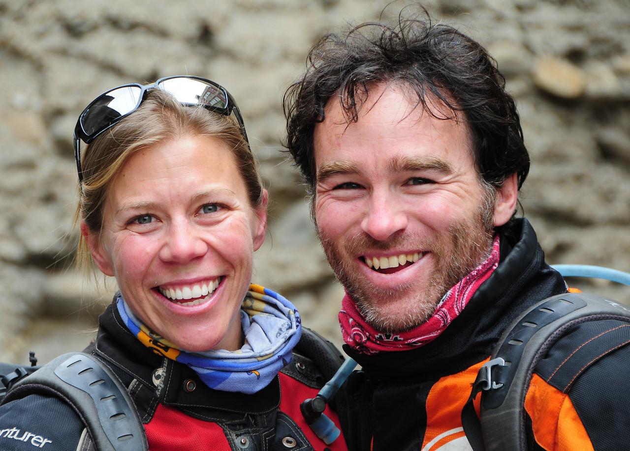 Jeanette & Lindon. La Paz