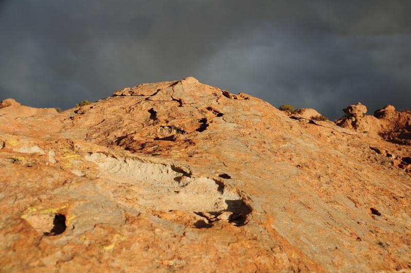 Valle de Rocas, Uyuni - Laguna Colorada Road