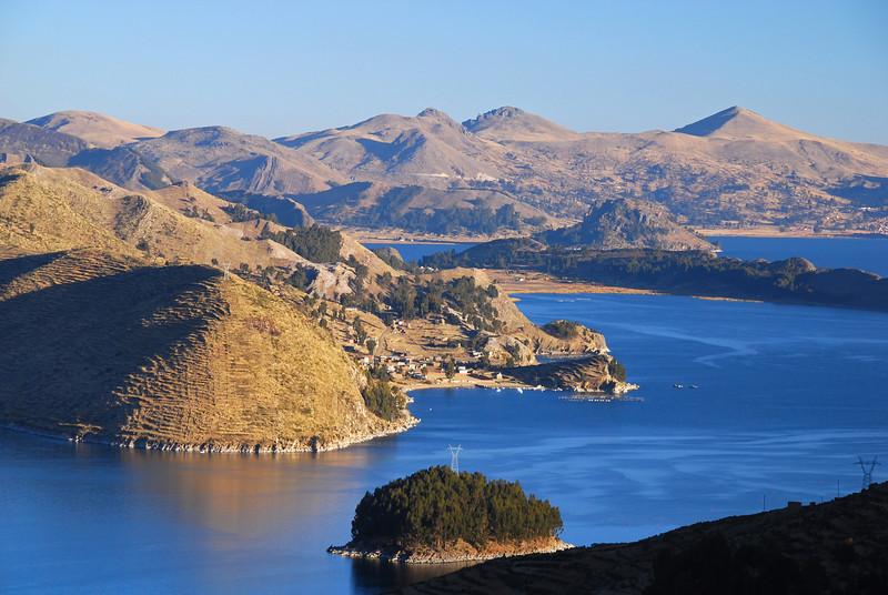 Isla del Sol, Lago Titicaca