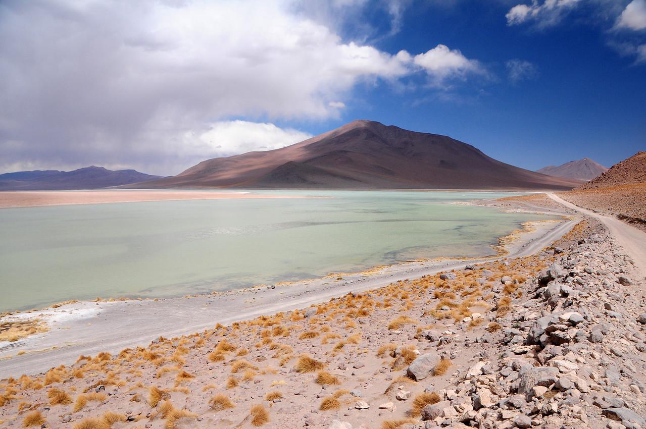 Laguna Salada, Laguna Colorada – Laguna Verde Road