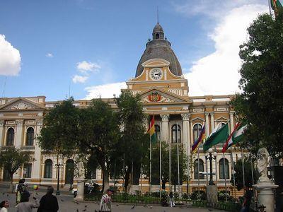 La Paz, Bolivia, April 17-18, 23-25, 2005