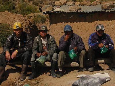 Potosi, Bolivia, April 15-16, 2005