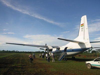 Rurrenabaque, Bolivia, April 18-19, 22-23, 2005