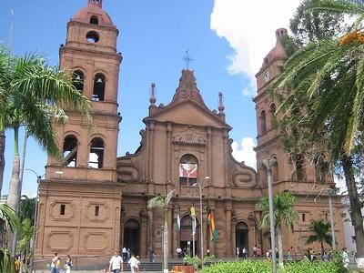 Bolivia, April 9-25, 2005