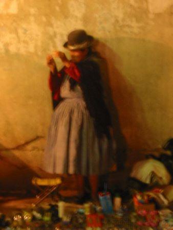 Sucre, Bolivia, April 10-15, 16-17, 2005