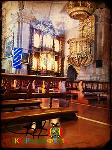 San Francisco Cathedral. La Paz, Bolivia