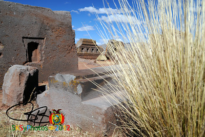 Ruins at Puma Punku