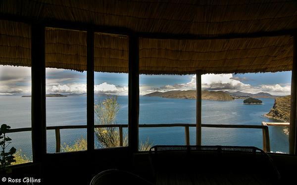 Copacabana and Lake Titicaca, Bolivia, January 2005
