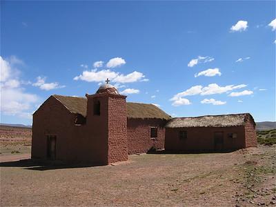 San Pablo de Lipez, Bolivia.