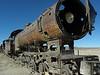 """""""Se necesita un mecánico con experiencia"""" Cementerio de trenes en Uyuni"""