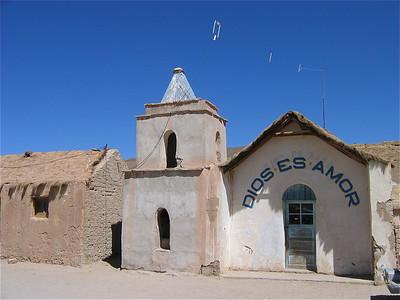 Quetana Grande, Bolivia.