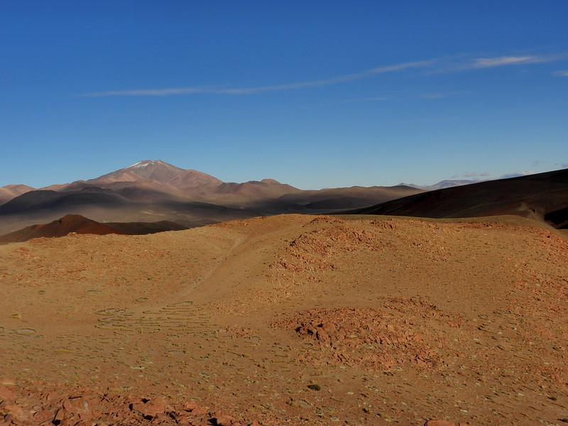 Parque Nacional Eduardo Avaroa a más de 5.000 metros de altitud