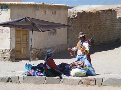 Quetana Grande, Bolivia